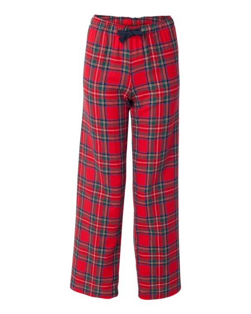 Youth Fashion Flannel Pant