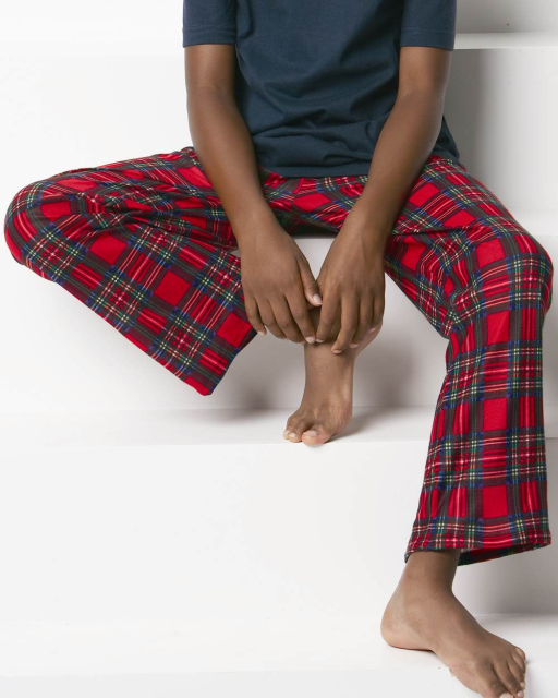 Youth Pull-Up Pajama Pants