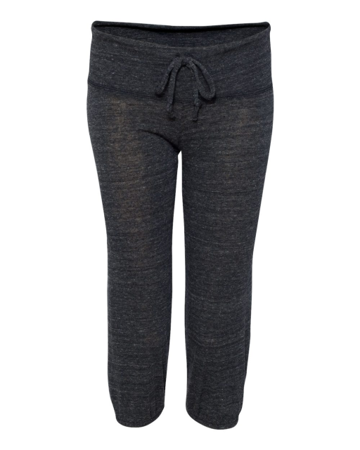Ladies' Eco-Jersey Crop Pants