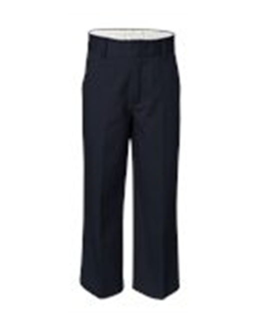 Boys' Flat Front Double KneeTwill Pants