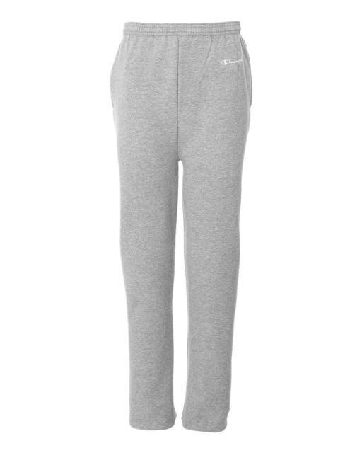 Eco Open Bottom Sweatpants with Pockets