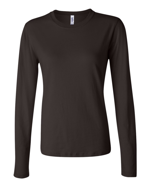 Ladies' Long Sleeve Jersey T-Shirt