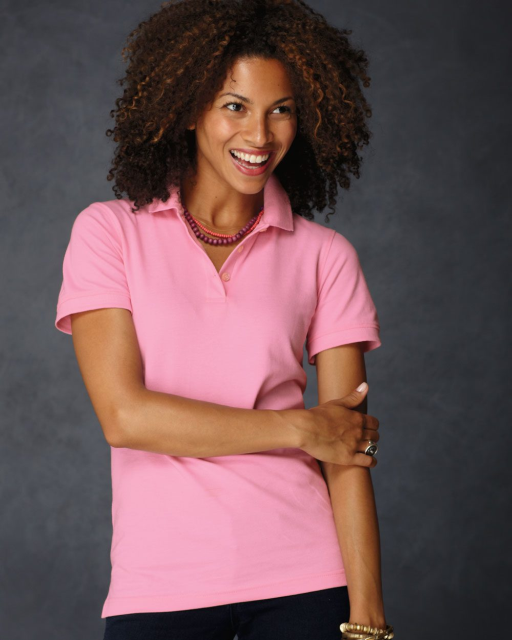 Classic Fit Ladies' Pique Sport Shirt