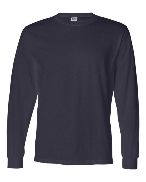 Long Sleeve Heavyweight T-Shirt with TearAway Label