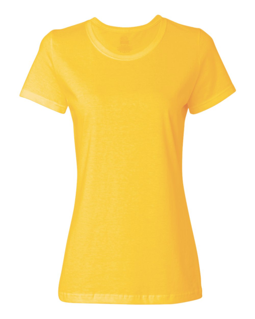Ladies' Heavy Cotton HD Short Sleeve T-Shirt