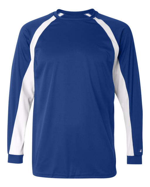 B-Dry Hook Long Sleeve T-Shirt