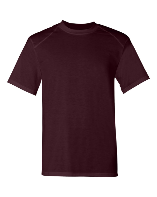 Short Sleeve Cotton-Feel Performance T-Shirt