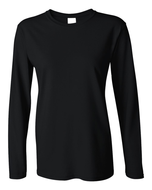 Ladies' Ultra Cotton Long Sleeve T-Shirt