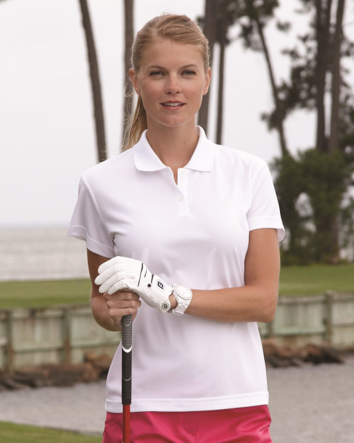 Golf Ladies' ClimaLite Pique Polo