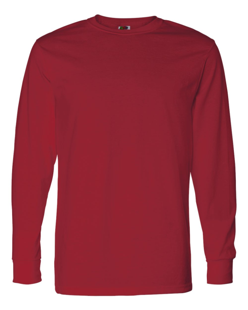 Best™ 50/50 Long Sleeve T-Shirt