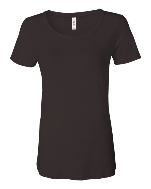 Ladies' Short Sleeve Modal Blend T-Shirt