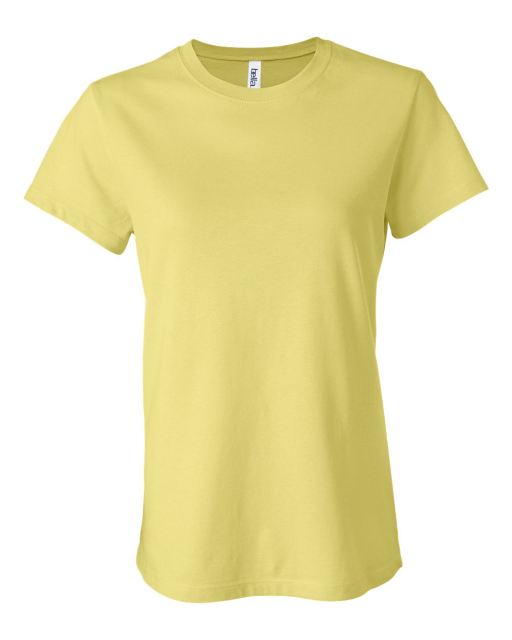 Ladies' Short Sleeve Jersey T-Shirt