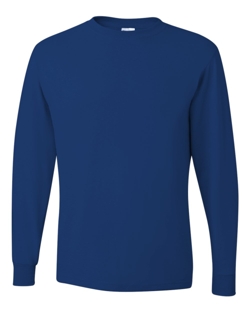 Heavyweight Blend™ 50/50 Long Sleeve T-Shirt