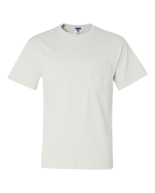 Heavyweight Blend™ 50/50 T-Shirt with a Pocket