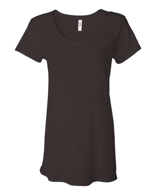 Ladies' Tissue Jersey Short Sleeve T-Shirt