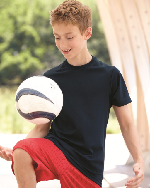 Youth Short Sleeve Performance T-Shirt