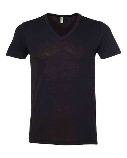 Unisex Boss Eco Jersey V-Neck T-Shirt