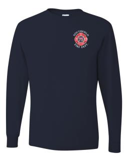 Dri-Power Active Long Sleeve 50/50 T-Shirt