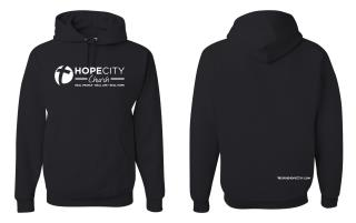 Youth & Adult Hooded Sweatshirt