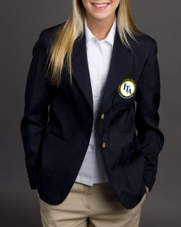Ladies Navy Blazer