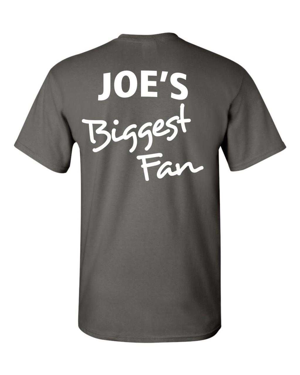Men's Biggest Fan Tee