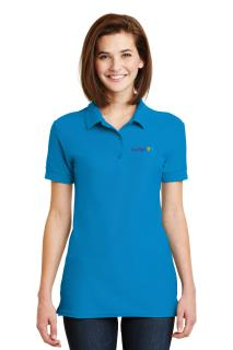 Women's Double Pique Sport Shirt