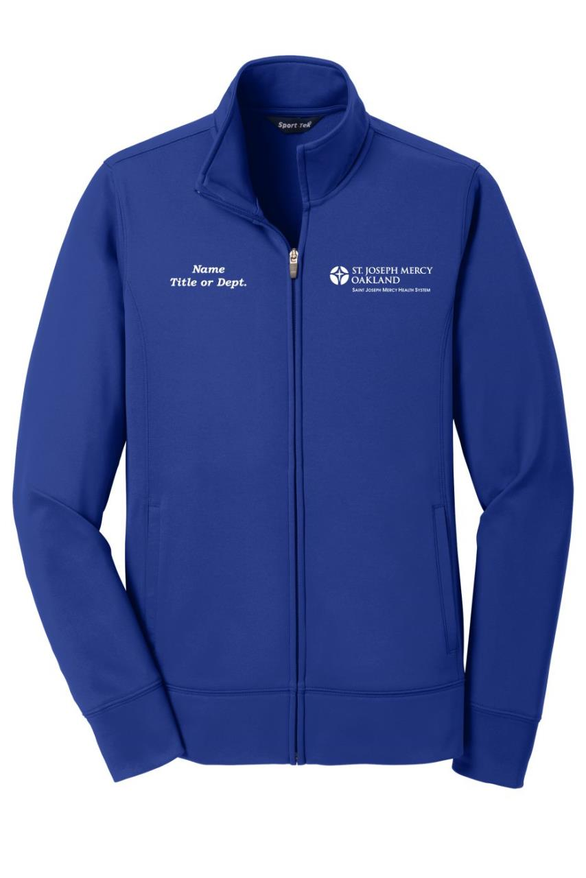RNs - Ladies' Full Zip Jacket