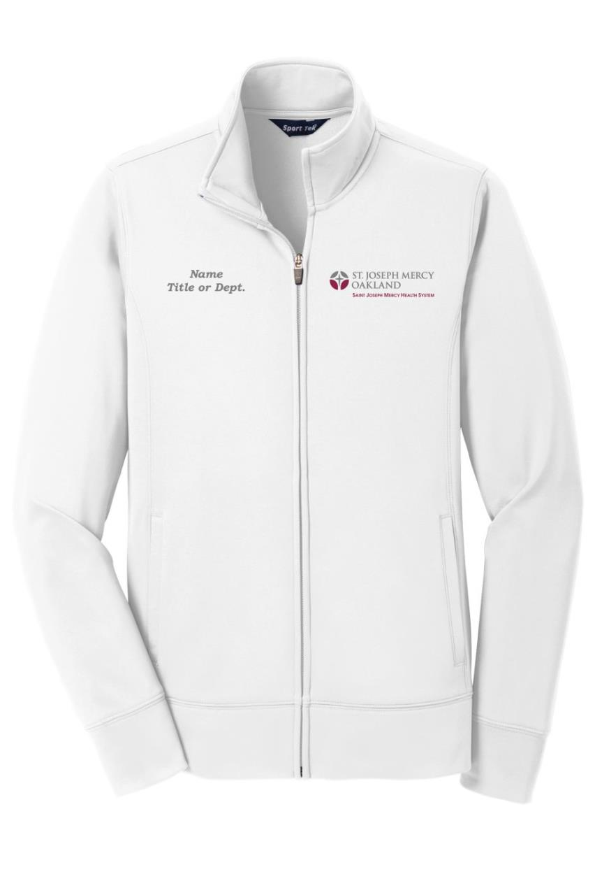PCAs - Ladies' Full Zip Jacket