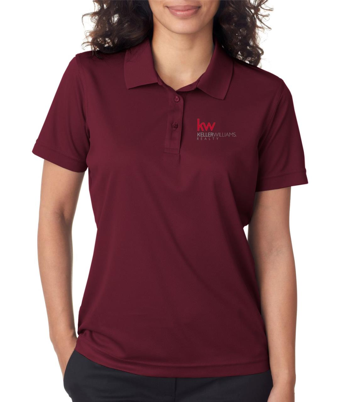 Ladies' Cool & Dry Mesh Piqué Polo