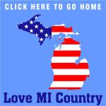 Love MI Country T-Shirt