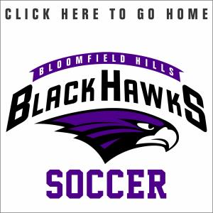 Bloomfield Hills High School Soccer
