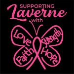 Supporting Laverne