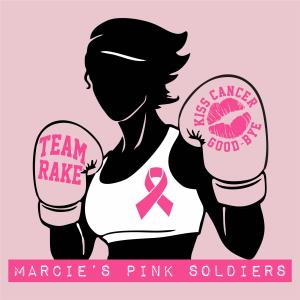Marcie's Pink Soldiers